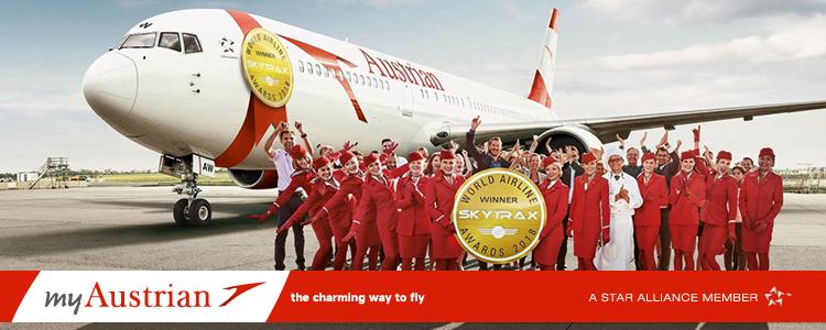 "Все вакансии компании ""Austrian Airlines"""