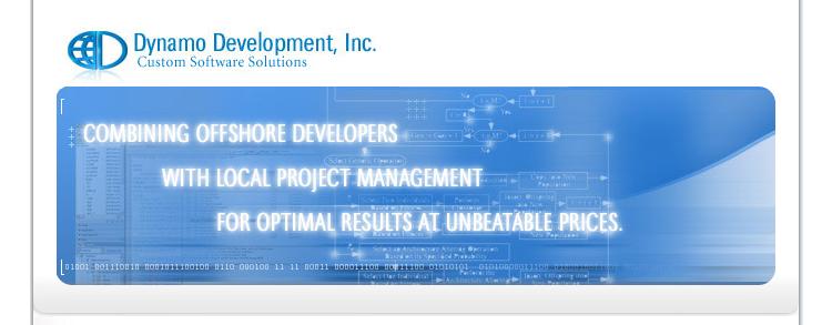 """Все вакансии компании """"Dynamo Development Inc."""""""