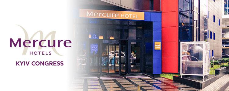 Mercure Kyiv Congress Hotel