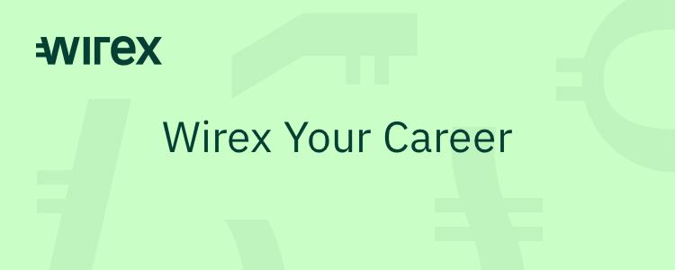 """Все вакансии компании """"Wirex"""""""