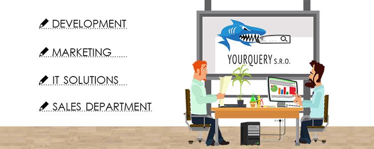 """Все вакансии компании """"YourQuery S.R.O."""""""